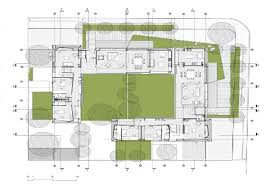 modern twin houses design in bogota colombia picture plan