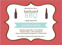 couples shower backyard bbq couples shower invitation and showers