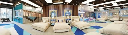 day 7 breaking big brother timebomb house revealed u2013 celebrity