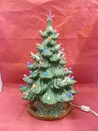 ceramic christmas tree light kit beautiful light up ceramic christmas tree with lights handcrafted