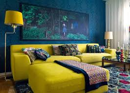 Sofa Sets Designs And Colours How To Design With And Around A Yellow Living Room Sofa