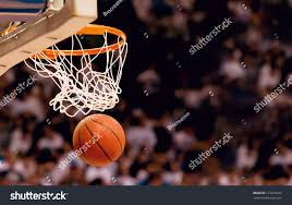 scoring winning points basketball game stock photo 173318291