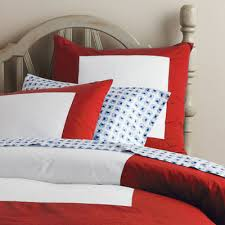 Duvet Red Red Bedding Decor By Color