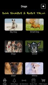 Dog Sounds & Body Talk by iGreenEarth iOS United States