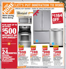 home depot refrigerators black friday sale home depot ad deals for 11 24 11 30