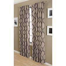 42 Inch Shower Curtain Softline Sahara Rod Pocket 84 Inch Curtain Panel Free Shipping