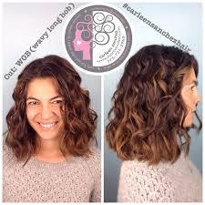 lob haircut dark wavy hair lob haircut curly hair hair