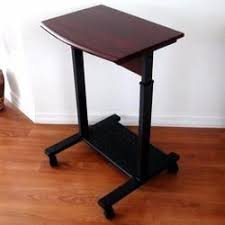 Laptop Mini Desk Cuzzi S2015 20 Narrow Mini Laptop Desk Sit Stand Height