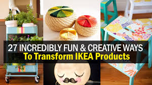 Ikea Best Products 2016 27 Fun Ikea Products Transformation Youtube