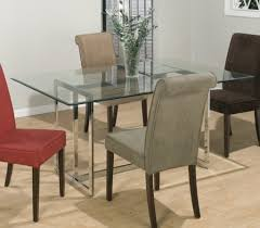 glass top dining room tables rectangular rectangular dining room