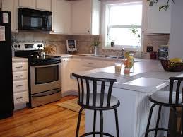Galley Kitchen Backsplash Ideas Kitchen Awesome White Kitchen Decor Small White Galley Kitchens