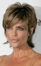 what is the texture of rinnas hair lisa rinna hairstyle pics of lisa rinna hair style