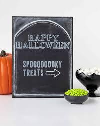 Halloween Treats Martha Stewart by Halloween Tombstone Treat Sign Martha Stewart