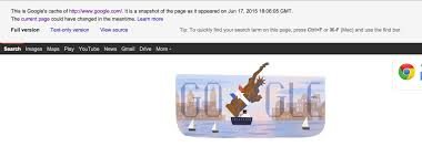google snapshots google u0027s cache page now offers new ways to view old webpages
