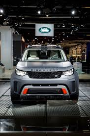 new discovery svx land rover reveals most powerful discovery ever