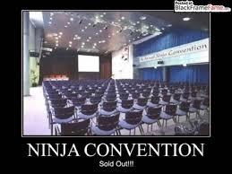 Meme Ninja - meme ninja convention sold out picture golfian com
