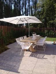 Ikea Patio Umbrella Eye Candy 15 Amazing Backyards To Get You Inspired This Summer