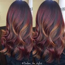how to blend hair color sunset blend golden balayage ombre hair color hair