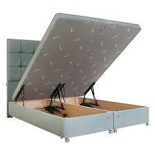 buy tempur electric ottoman divan storage bed double john lewis