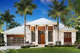 dramatic florida house plan 66363we architectural designs