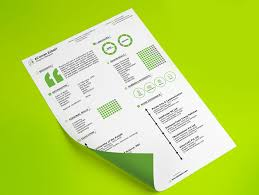 Trendy Resume Templates Free 20 Creative U0026 Simple Resume Templates For Designers