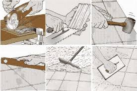 How To Tile A Floor How To Lay A Tile Floor
