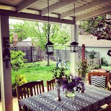 small porch decor decorating your back porch small back porch