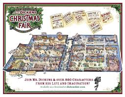 Fresno State Parking Map by Dickens Fair