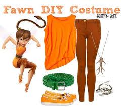 Fawn Fairy Halloween Costume Fawn Diy Costume Disney Fairies Giovi Wanted
