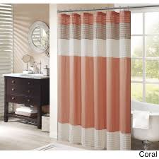 Polyester Shower Curtains Park Selma Polyester Shower Curtain Free Shipping On