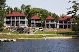 Windermere Luxury Homes by Cottages At Windermere 1 Jayne U0027s Cottages Luxury Muskoka Rentals