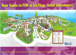 New York Six Flags Great Adventure Crapstravaganza Week 21 Six Flags Great Adventure 1999 2008 The