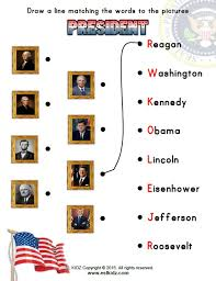 presidents day activities games and worksheets for kids