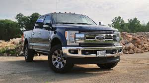 2017 ford f 250 lariat diesel test drive review