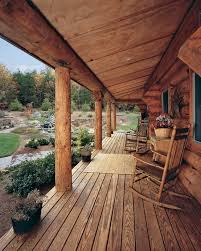 decorating ideas for log homes a log cabin in north carolina perfect for outdoor log home living