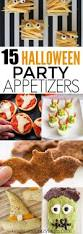 halloween appetizers 15 halloween snack ideas