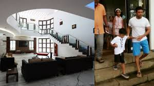 view interior of homes surya and jyothika house inside view in chennai