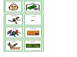picture words with multiple meanings pre k 1st grade worksheet