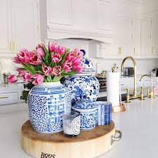 kitchen decorating ideas with accents best 25 blue kitchen decor ideas on bohemian kitchen