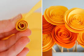 paper flowers paper flower craft to make your home feel like reader s
