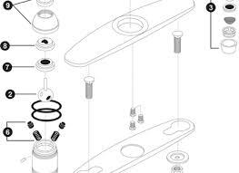 moen kitchen faucets parts sink faucet stunning moen kitchen faucet parts diagram on