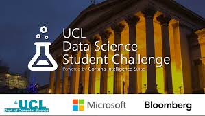 Challenge Science Ucl Data Science Student Challenge 11th 12th March 2017