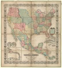 Map Of Central United States by Map Of The United States With Its Territories Also Mexico And The
