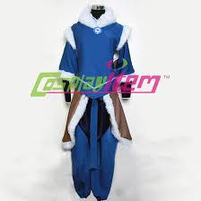 Korra Halloween Costume Custom Avatar Movie Anime Legend Korra Korra Costume