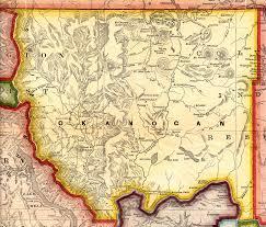 Map Of Washington by Washington County Map