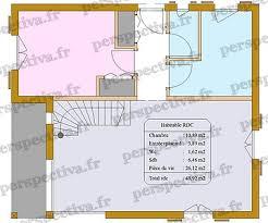 plan maison 100m2 3 chambres plan maison 100m2 4 chambres pied gratuit 4 chambres plan maison