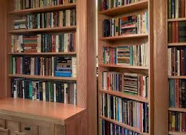 Diy Hidden Bookcase Door Hidden Bookcase Door Having Your Own Secret Bookcase Doors At Home