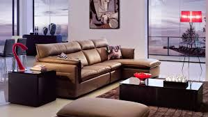 living room trellis sectional sofa artwork pillows ottoman