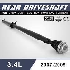 chevrolet equinox pontiac torrent 3 4l 07 09 rear drive shaft