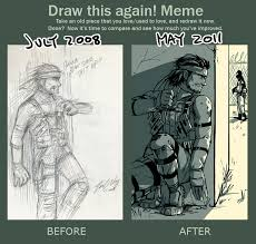 Mgs Meme - mgs before after meme by feriowind on deviantart